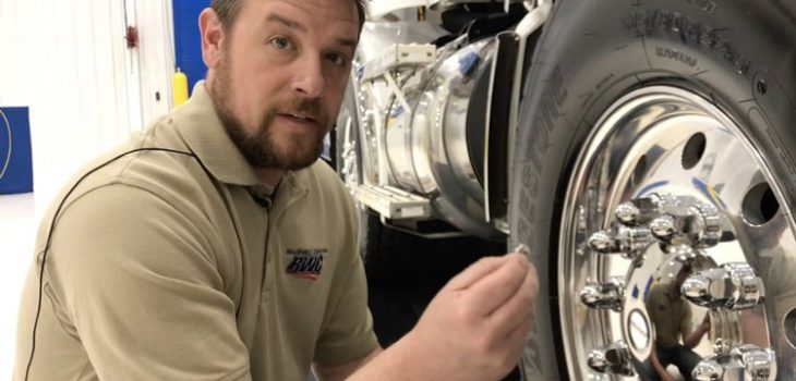 A Better Way to Check Your Tire Pressure