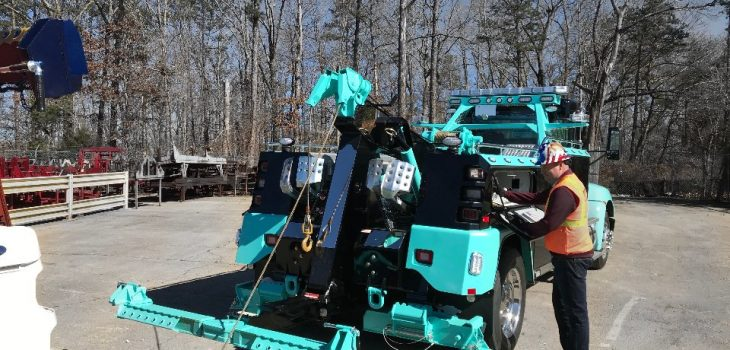 Maintenance Monday: Power Wrapping Your Recovery Winch