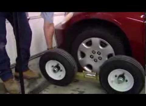 In The Ditch Towing Products' Speed Dolly
