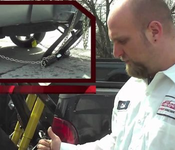 How to Tow w/ a Sling - DetroitWrecker.com