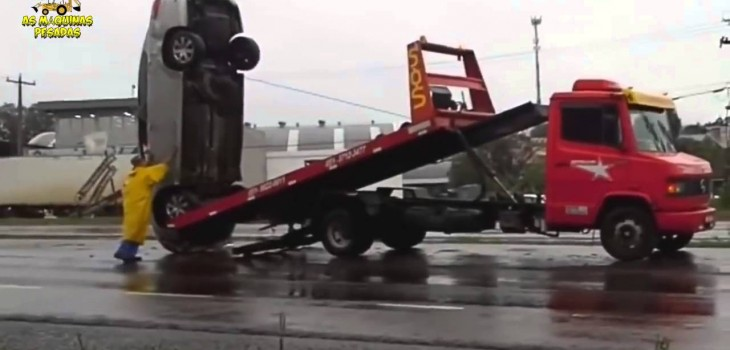 TOWING FAIL (((PART 1))) - EPIC Fail Compilation