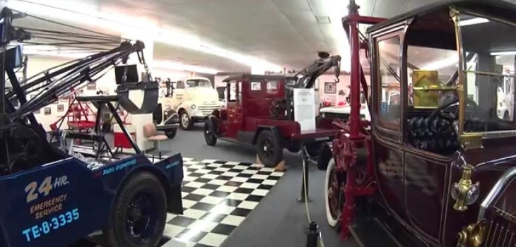 International Towing and Recovery Museum