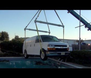 Nick's Towing Pool Recovery